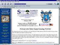 Statler Family Genealogy Website