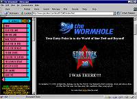 The Wormhole Website